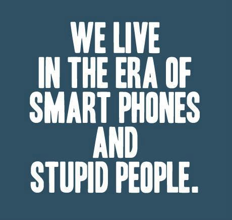 THE ERA OF SMART PHONES