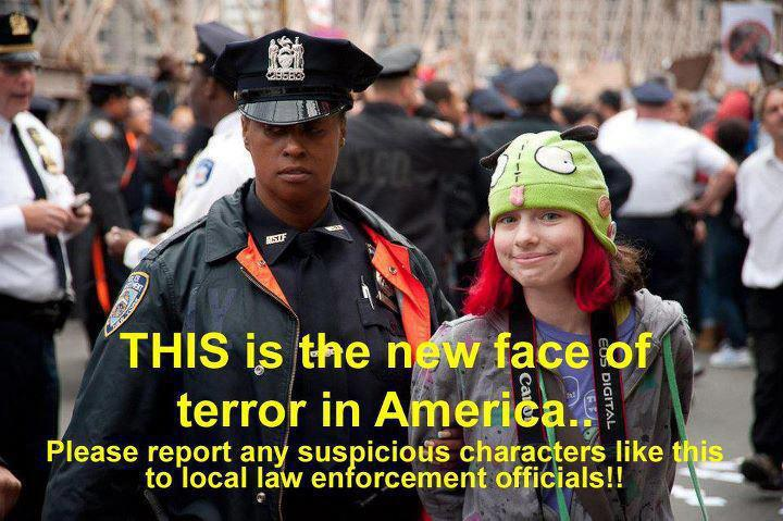 New Face Of Terror