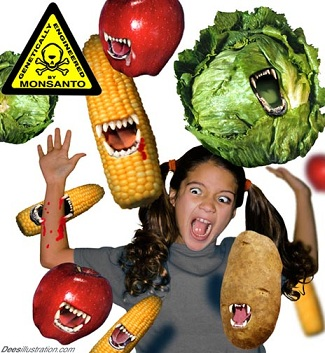 Genetically Modified Foods: The Hidden Dangers