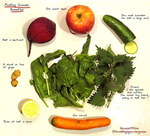 How to Detox Your Body Naturally with Healing Foods