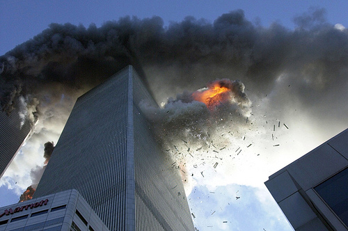 IRAN ACCUSED OF BEING BEHIND 9/11 ATTACKS