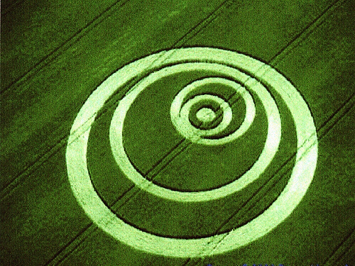 Getting Past the Worldview of Scientific Materialism: Could Crop Circles Be the Key?