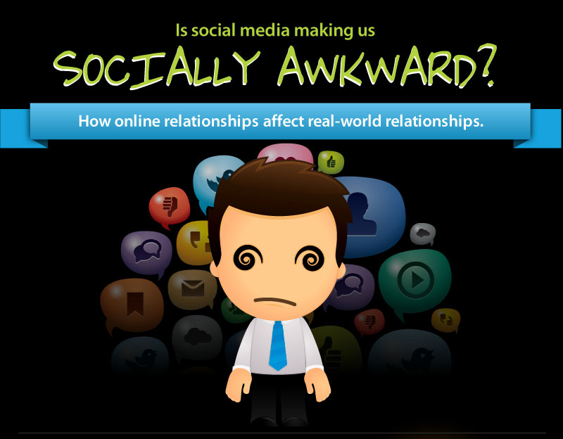 Is social media making us socially awkward?