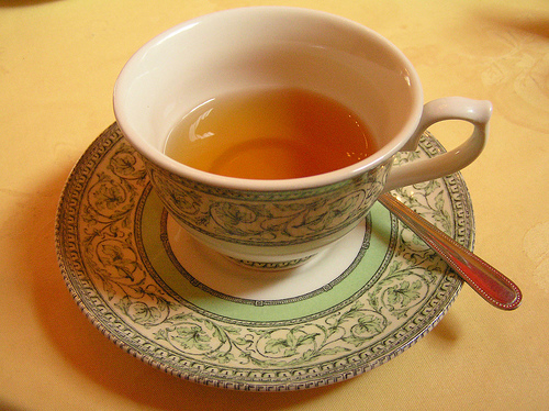 Research: Gold and Tea Outperform Chemo in Fighting Cancer