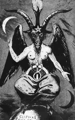 Where does Baphomet come from?