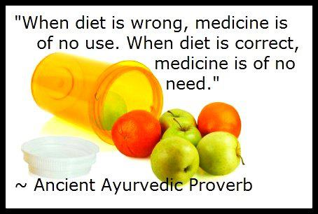 why american are opting for diet over medicine