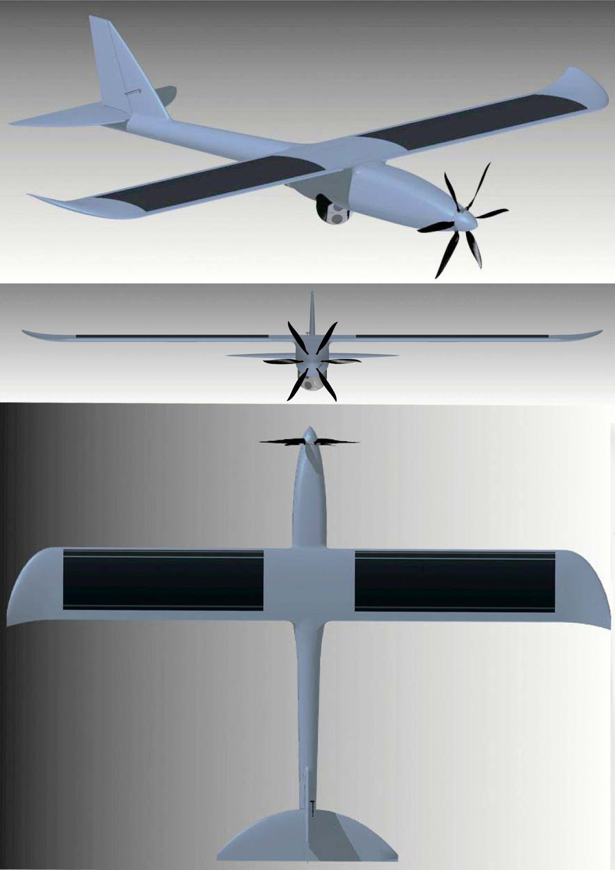 Silent Falcon: the new long-distance solar-powered electric surveillance drone