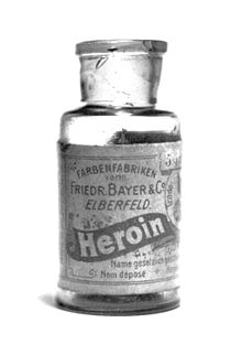 Print Friendly and PDF 3 Vintage 'Scientific' Big Pharma Drugs that Contained Ingredients Like Heroin
