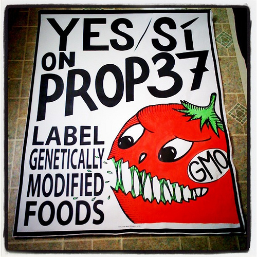 Six largest pesticide corporations funding effort to try to defeat GMO labeling Proposition 37