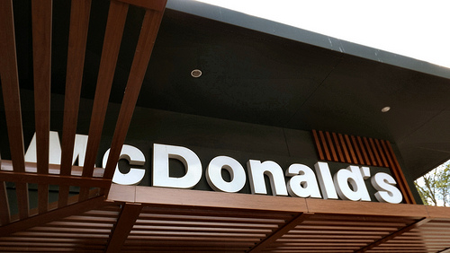 McDonald's serving up 'restructured meat technology' - you want fries with that?