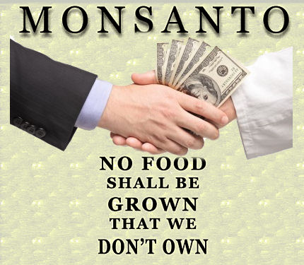 Senate Passes Monsanto Protection Act Granting Monsanto Power Over US Govt