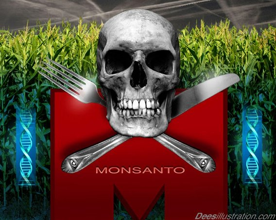 The Seeds Of Suicide: How Monsanto Destroys Farming