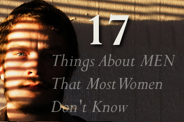 things about men