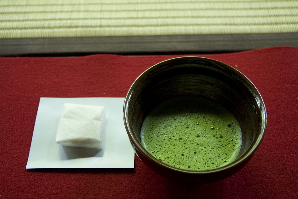 Nanzenji_green_tea