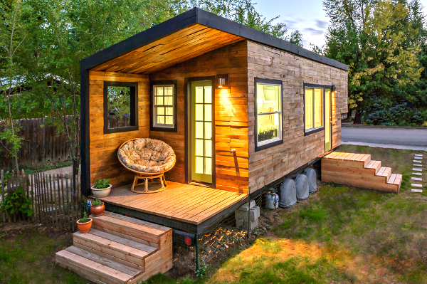 Astonishing 7 Super Cool Tiny Houses Revolutionizing Micro Living Truththeory Largest Home Design Picture Inspirations Pitcheantrous