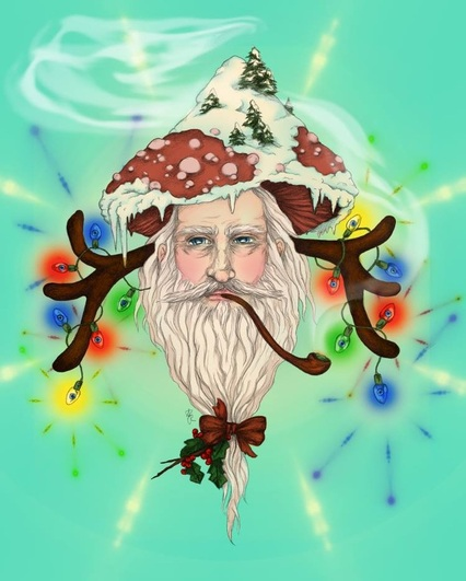 Why Do We Have Christmas Trees For Christmas: Shaman Claus: The Shamanic Origins Of Christmas