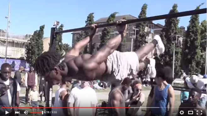 Insane Street Workouts Get In Shape Without Any Gym Or Equipment Video Dokumenty Google