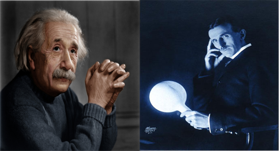Einstein Wrote Tesla A Letter For His 75th Birthday Heres What It