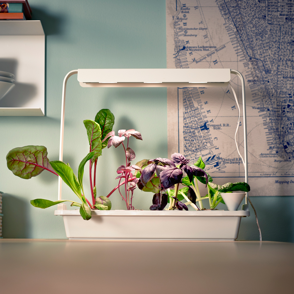 IKEA Is Selling Hydroponic Grow Kits To Grow Vegetables Inside