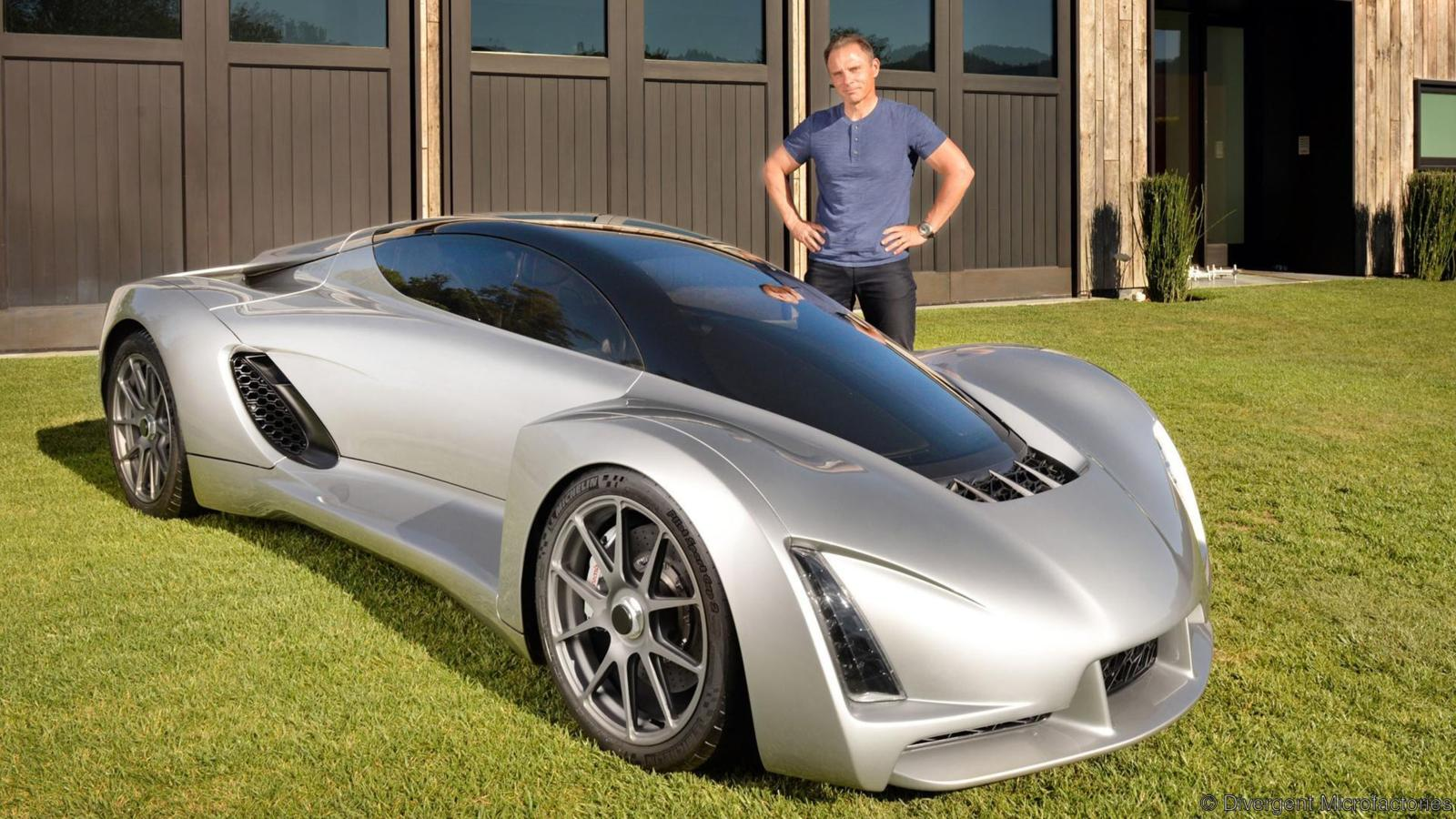 "This 3D Printed ""Supercar"" Is 90% lighter And More Durable Than ..."