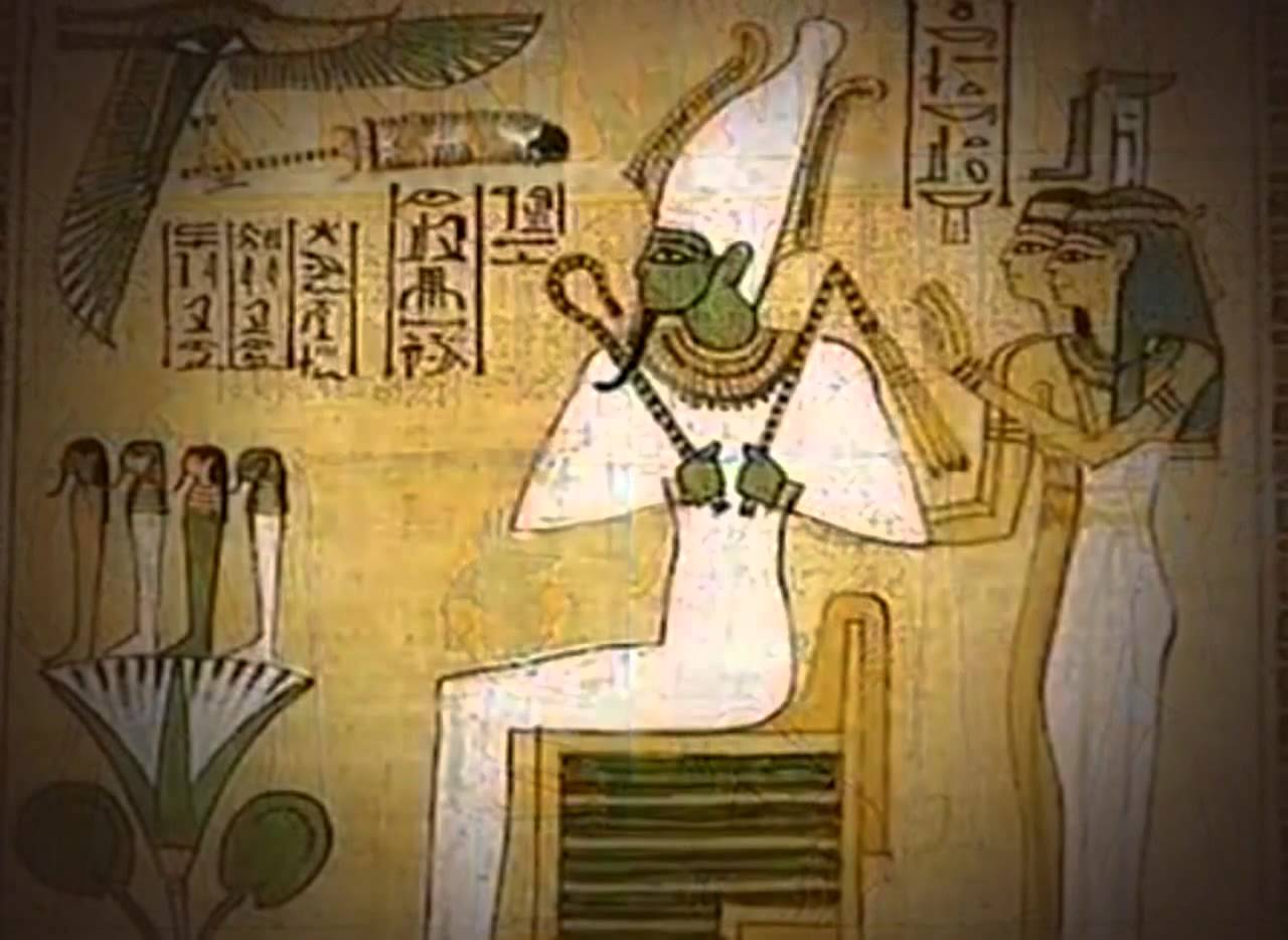 an analysis of the ancient egypt and the concept of afterlife Ancient egypt - grapes g geography egypt's geography was divided into two parts, the red land and the black land  they believed in an afterlife.