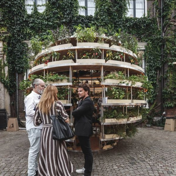 PAY IKEA Launches New Flat Pack Garden 2