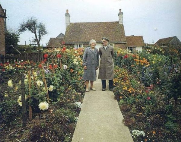 married life english country garden ken griffiths 6