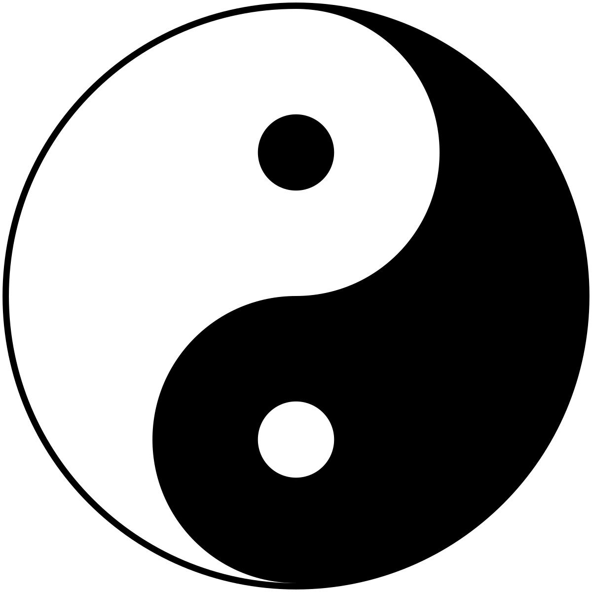 In Chinese Philosophy The Yin Yang Symbolises The Merging Of The Masculine  And Feminine Energies.