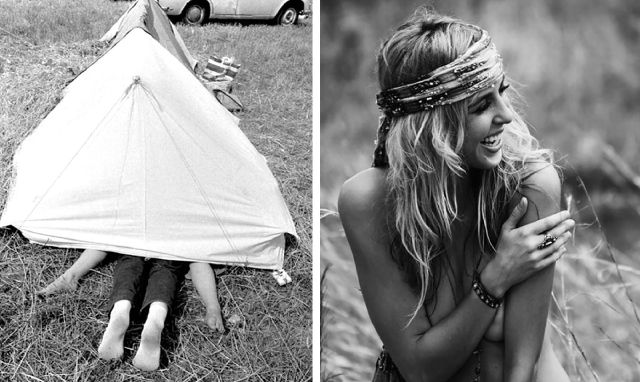 25 pictures from the 1960 s offer an inside look at the hippy era