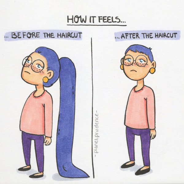 28 Hilarious Illustrations About Women s Everyday Problems 5