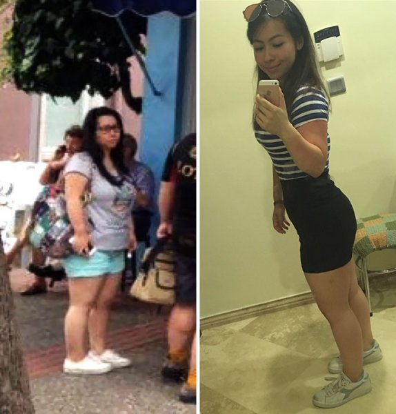 transformation weight loss results melephants 19