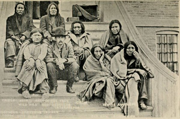 cheyenne indian prisoners
