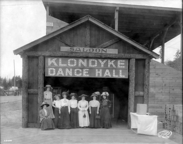 klondyke dance hall