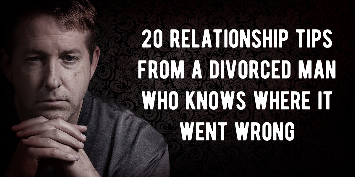 Relationship with divorced man