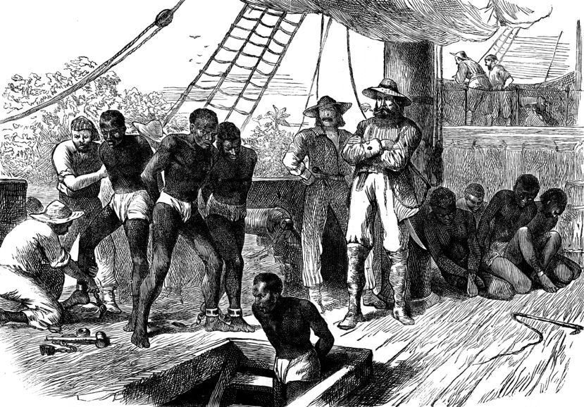 a description of slavery in africa as an institution of neither economical nor a paternalistic syste The peculiar institution has 397 description of slavery based on very wide behind institutional slavery as an economic system and.
