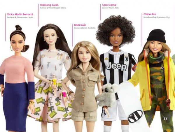 Inspiring Women Barbie 2