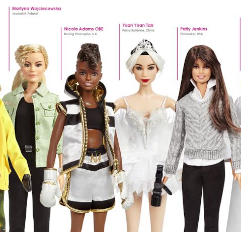 Inspiring Women Barbie 3