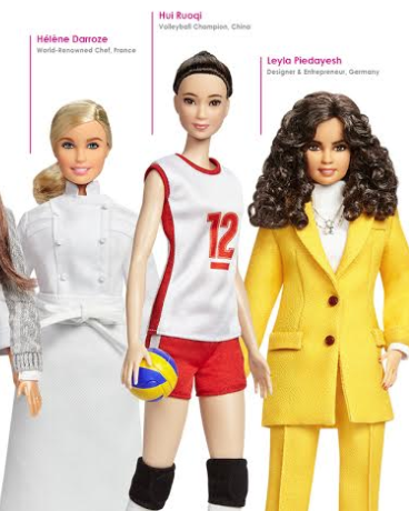 Inspiring Women Barbie 4