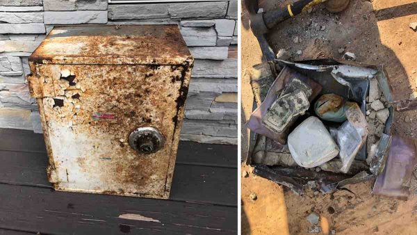 Rusted Safe Released by Matthew Emanuel