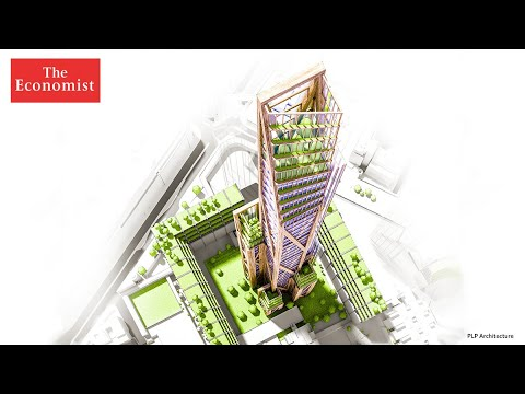 wooden skyscrapers could be the