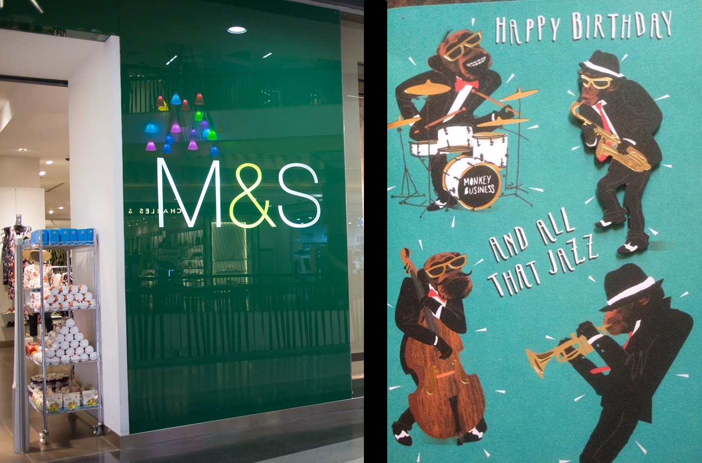MS Depicts Monkeys As Jazz Musicians In Racially Insensitive Birthday Card