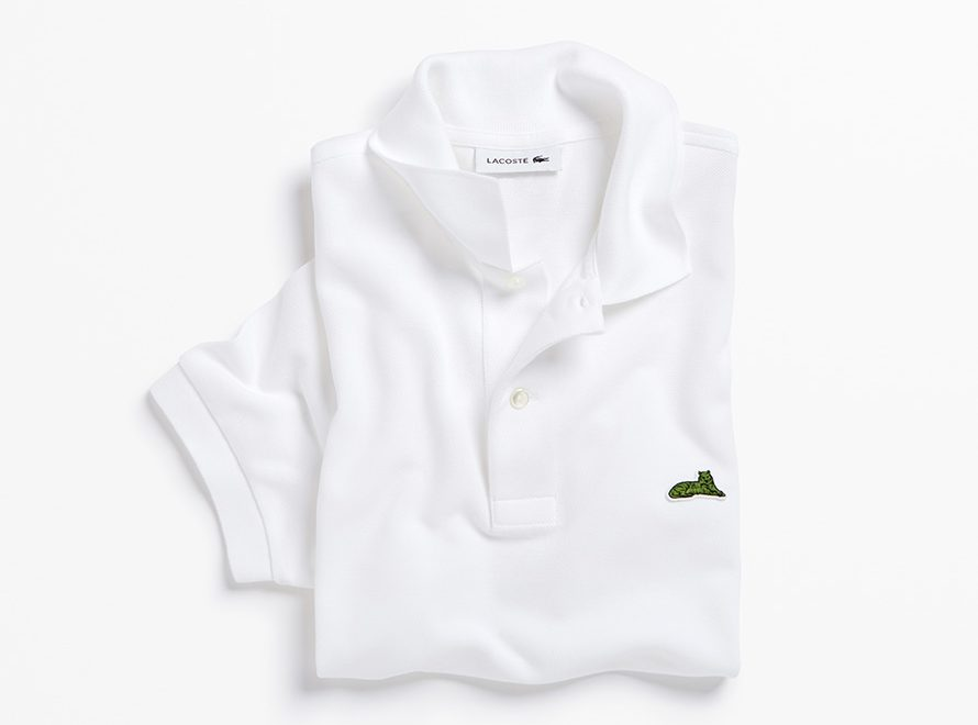 945736c2da0a Lacoste Replaced Iconic Crocodile Logo With 10 Endangered Species To ...