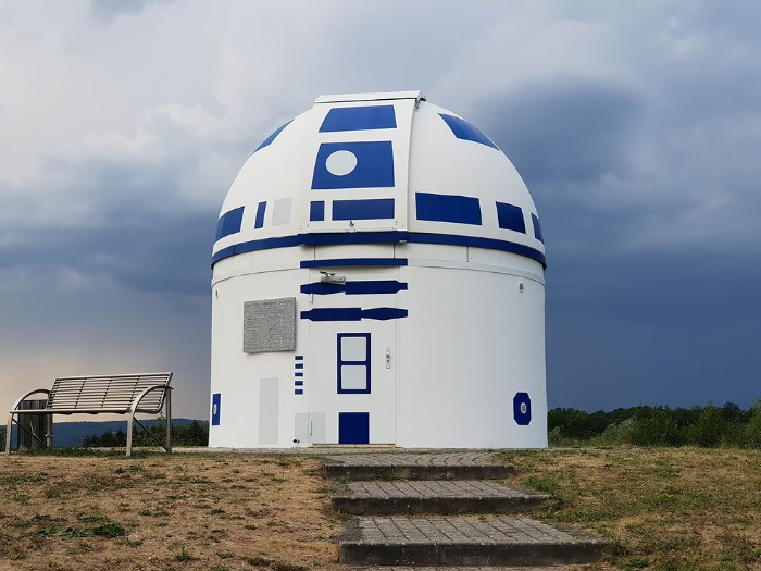 zweibruck observatory germany redesigned r2 d2 star wars hubert zitt 1 5c98adbb23489  700