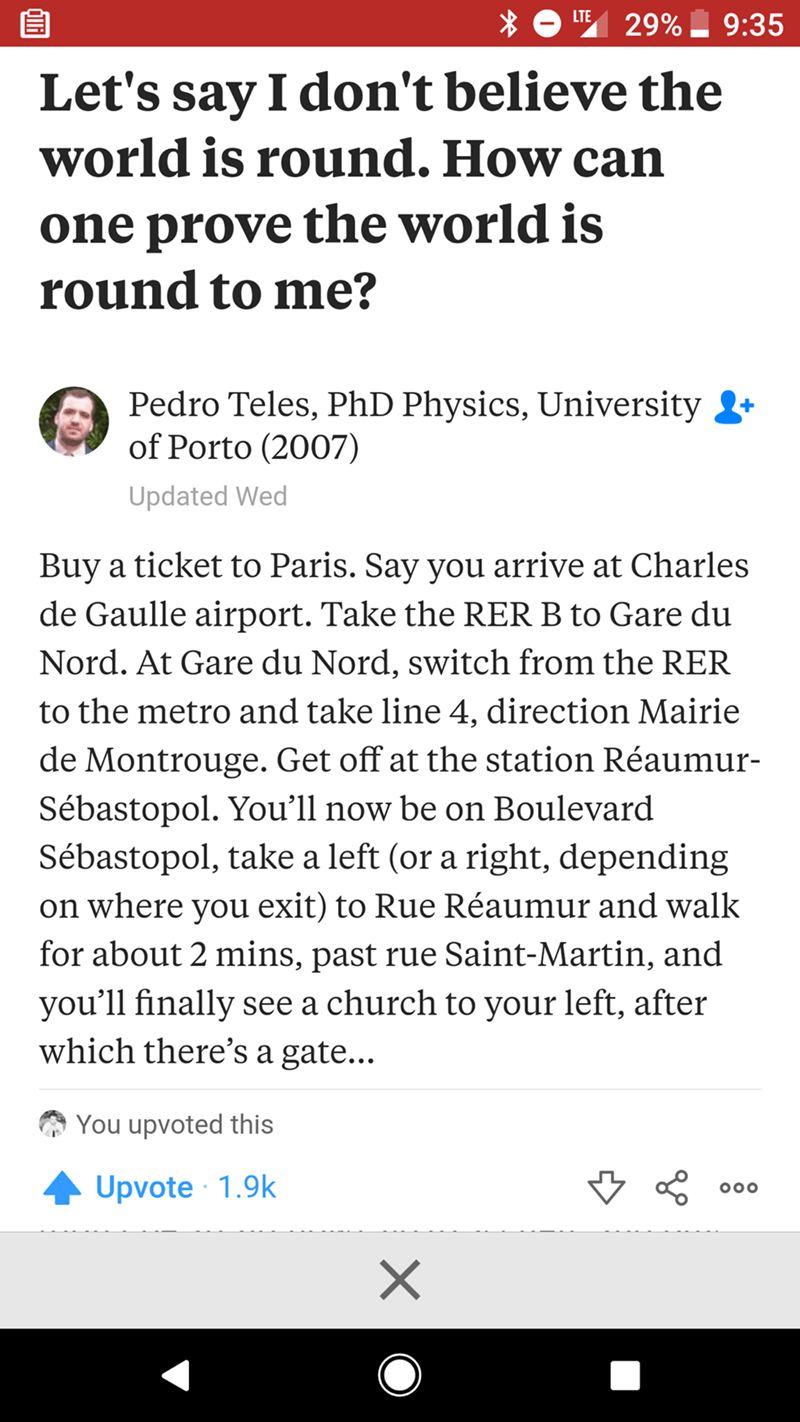 This Physics Professor Used Simple Math To Destroy Flat Earther With One Reply Professor-ticket-to-paris-1