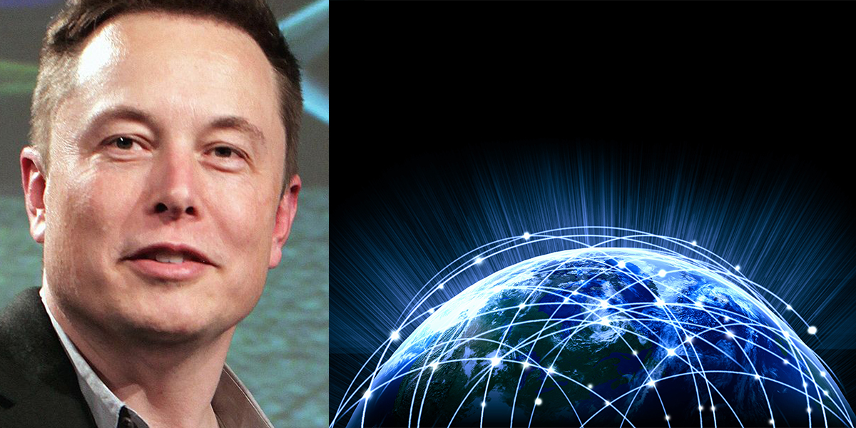 Elon Musk Reveals New Details About His Plan To Surround Earth With With 12,000 High-Speed Internet Satellites