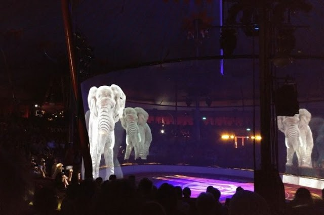 A Circus In Germany Refuses To Use Real Animals, Uses Holograms Instead 2c1
