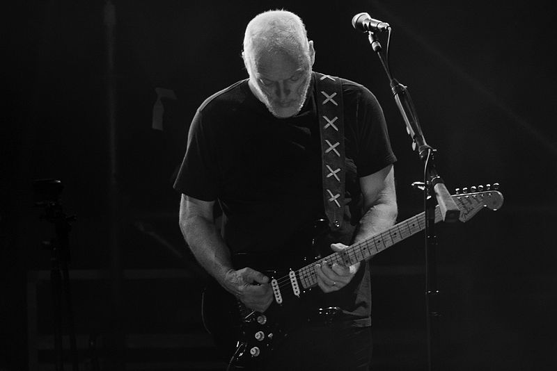 Pink Floyd's David Gilmour Raises $21 Million For Climate Change By Auctioning Off 126 Guitars