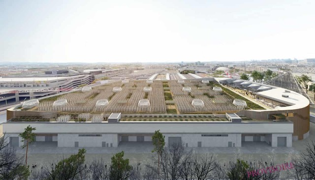 Rooftop Urban Farm in Paris 2 Agripolis Released