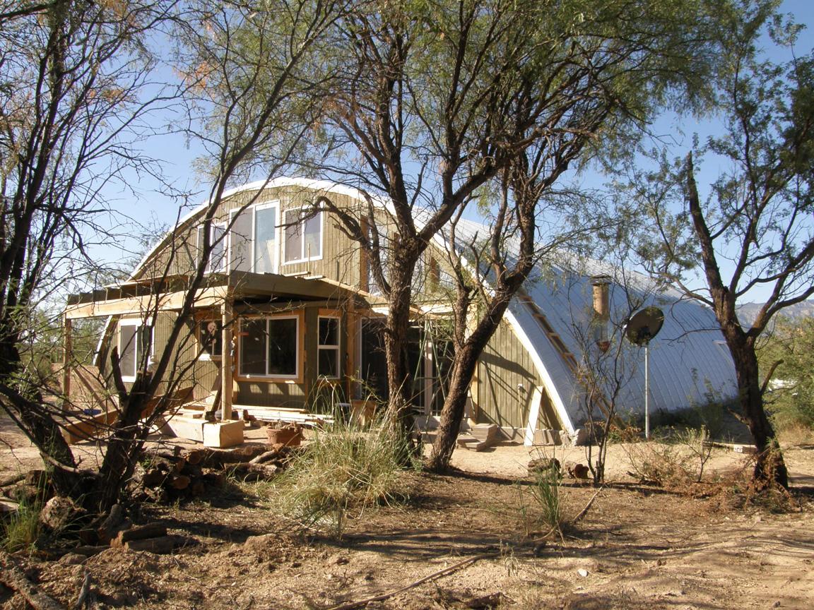 Quonset Kit House 4