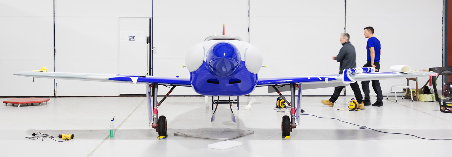 Electric Plane by Rolls-Royce